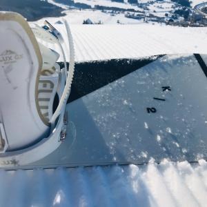 朝滑スノーボードのススメ