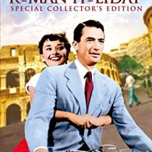 映画「ローマの休日」感想