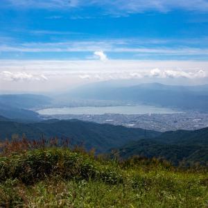 【旅行】青春18きっぷで中央線ほぼ全制覇しつつ高ボッチ山に登る旅