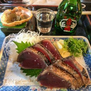 【旅行】高知のカツオは日本一!?大みそかにひろめ市場でカツオのたたきを食べまくる!【四国一周】