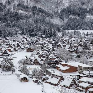 【旅行】青春18きっぷで行く雪の白川郷と飛騨地方食い倒れの旅