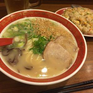 【旅行】【九州】旅の終わり。博多ラーメン食べて帰路に就く【2017年1月2日】