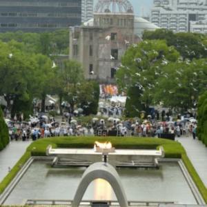 広島記念式典(*´・∀・)