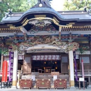 宝登山神社((o(^∇^)o))