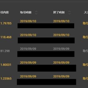 【FX&BO】9月9日の結果