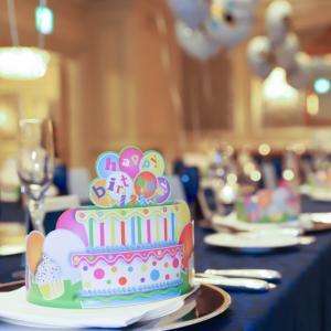 【レポ】記念すべき1歳の誕生日は、素敵なホテルで・・・