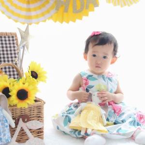 【レポ】1歳バースデー!!おめでとう!