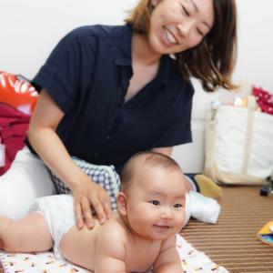 【レポ】出張ベビマ撮影@住岡母乳と育児相談所