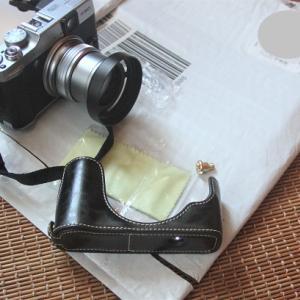 中古で買ったカメラに追加で揃えた物