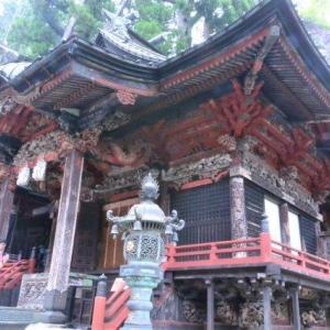 群馬県の榛名神社はすごいパワーが宿っていそうでした