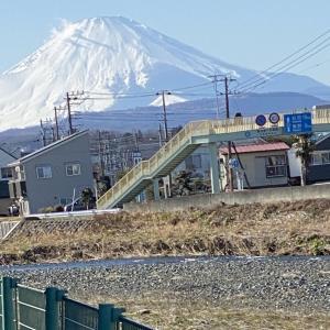 2月9日 富士山!