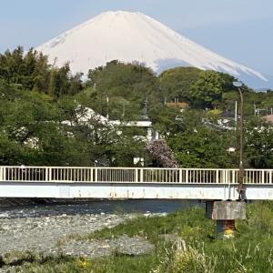 4月26日 富士山!