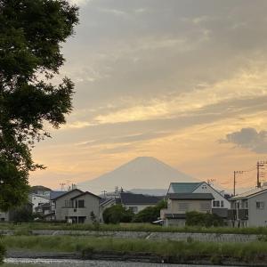 2020年 5月27日 富士山!