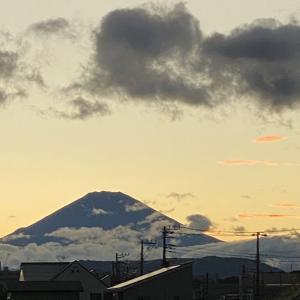久しぶりの富士です!