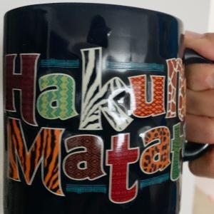 朝のコーヒーが美味しい喜び