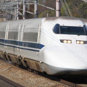 700系新幹線「東海道新幹線」から3月に引退