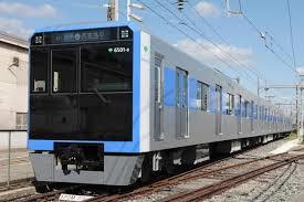 都営三田線に8両化に対応した6500系を導入