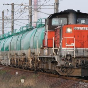 JR貨物所属のDD51、定期運用が終了