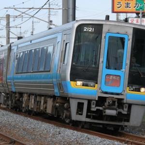 JR四国最初の特急用気動車2000系が3月で「南風」「しまんと」から引退