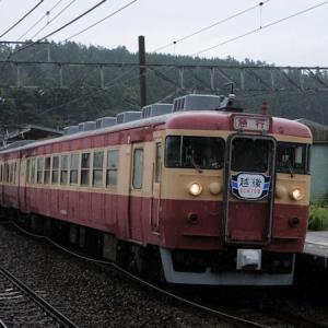 えちごトキめき鉄道、413系・455系を使用した旧・国鉄塗装仕様の急行運転を開始
