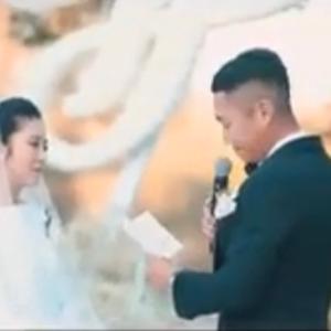 ミャンマーセレブの結婚式の費用総額は○○だ