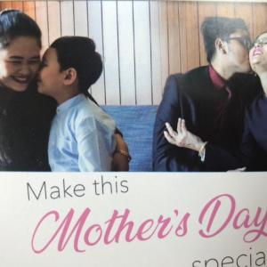 ミャンマーの母の日の写真が衝撃的な件について