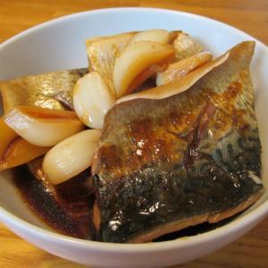【旨魚料理】ゴマサバ大蒜煮