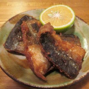 【旨魚料理】サンマの竜田揚げ