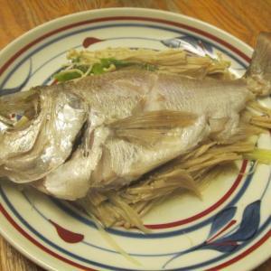 【旨魚料理】シロムツの酒蒸し
