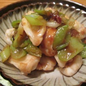 【旨魚料理】サバフグのごま味噌炒め