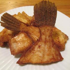 【旨魚料理】カワハギの唐揚げ
