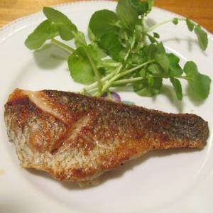【旨魚料理】クロダイのバターソテー