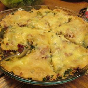 【旨魚料理】海老とホタテのチーズパン粉焼き