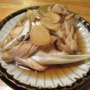 【旨魚料理】ウマヅラの頭ポン酢煮込み