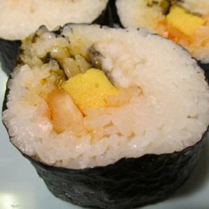 【旨魚料理】タチウオの太巻き