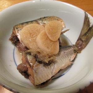 【旨魚料理】マイワシの酢煮