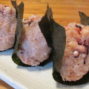 【旨魚料理】タコ飯おにぎり