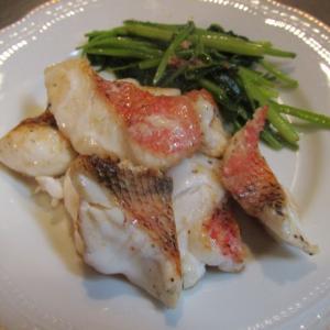【旨魚料理】オニカサゴのマヨソテー