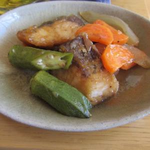 【旨魚料理】ワラサの黒酢あんかけ