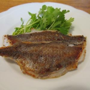 【旨魚料理】ギンメダイのムニエル