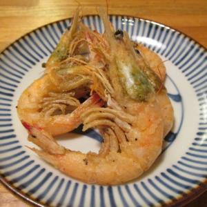 【旨魚料理】芝エビのフリット