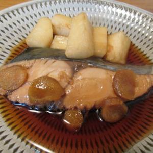 【旨魚料理】サワラの煮付け