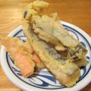 【旨魚料理】サワラの天ぷら