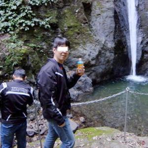 ザキオさん企画・南牧周辺滝巡りツー(2019.10.5走行)