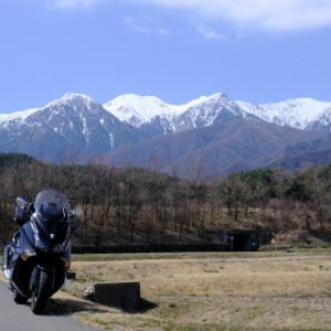奥浜名~南信ツー(2020.3.21走行)