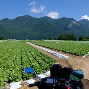 みずがき・川上村方面ツー(2020.8.21)