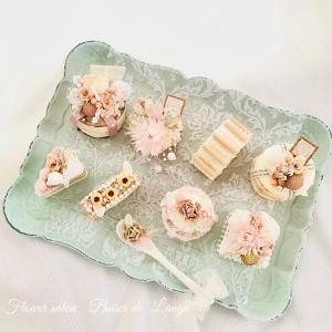 いちごミルク色のプチケーキ♡レッスン