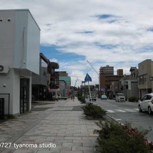 07/27 秋田市 山王十字路 竿燈大通り 周辺小路