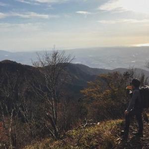 ■鈴鹿セブン♪竜ヶ岳〜釈迦ヶ岳縦走登山。