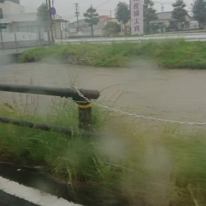 10/12~13 台風19号経過報告